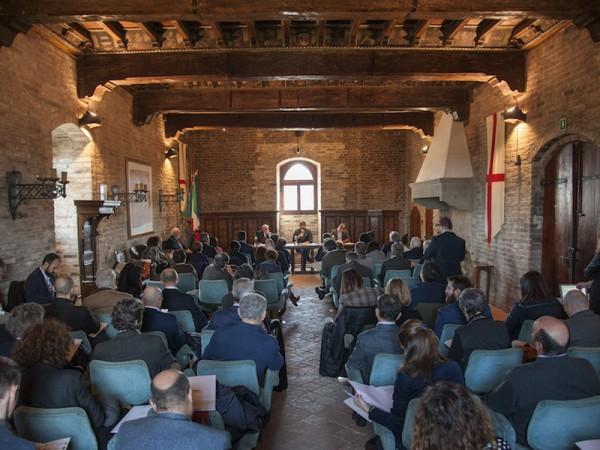 Presentazione patto con la Terra Consorzio Alta Langa 2018 - Ph. Tino Gerbaldo
